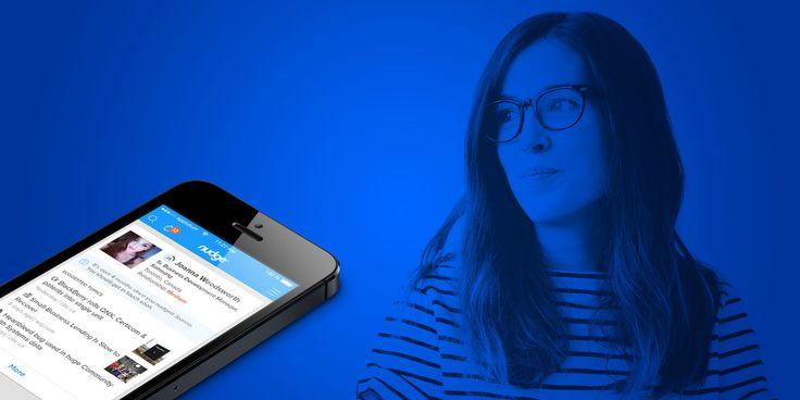 Nudge social selling app