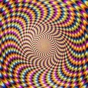 Trippy Optical Illusion Eye Trick - YouTube |Trippy Illusions Make The Room Spin