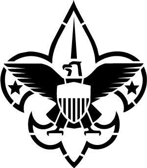 9 best images about Cub Scouts- Stencil Patterns on Pinterest
