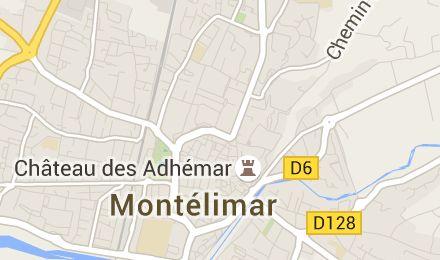 Montélimar Tourisme — Bienvenue en Drôme provençale, Montélimar hôtel