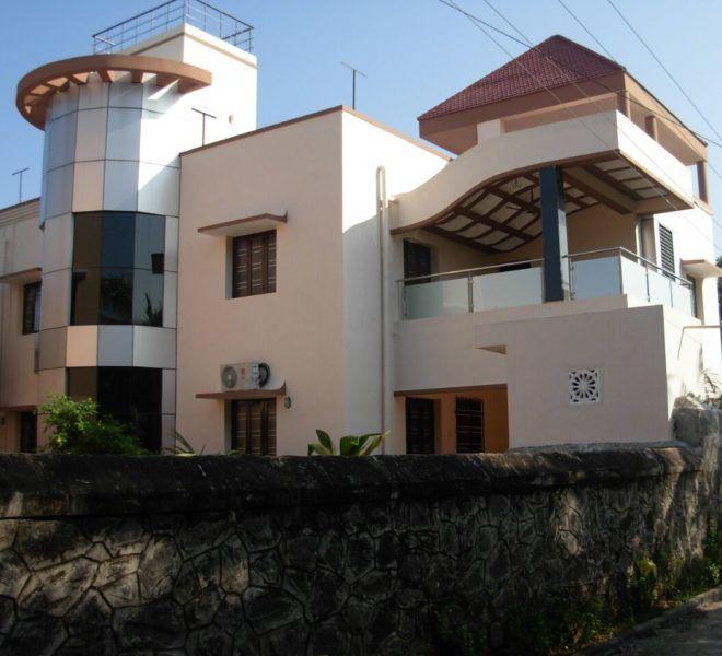 ECR Muttukadu 3BHk House Rent