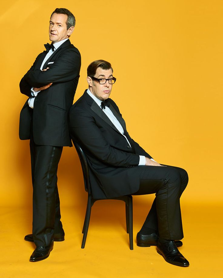Alexander Armstrong and Richard Osman on how Pointless got to 1000 shows