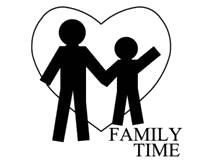 More time to spend as a family
