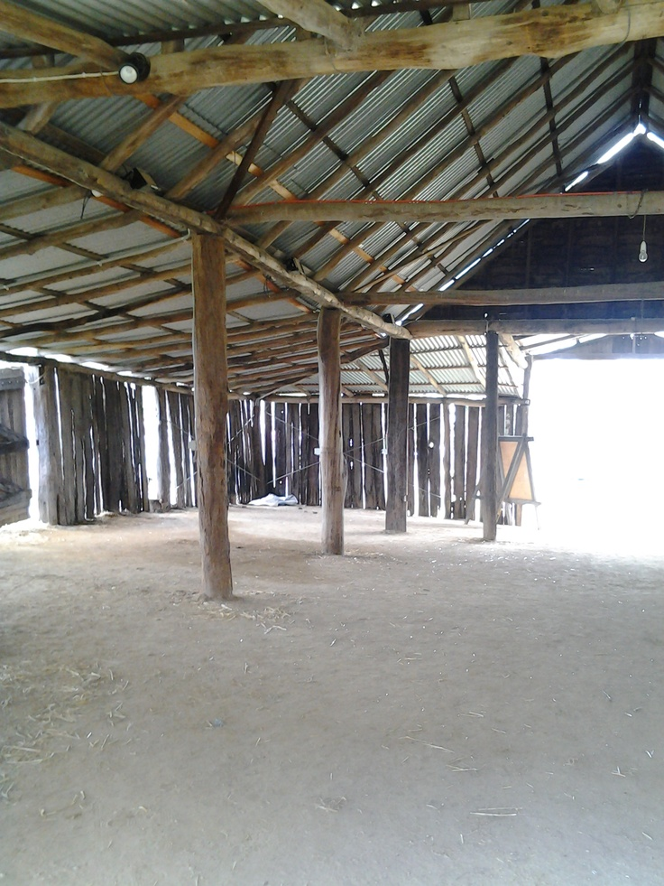BELLA VISTA FARM Packing Shed