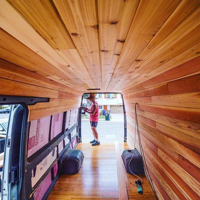 738 Best Images About Camper Van Ideas On Pinterest Toilets Sprinter Van Conversion And