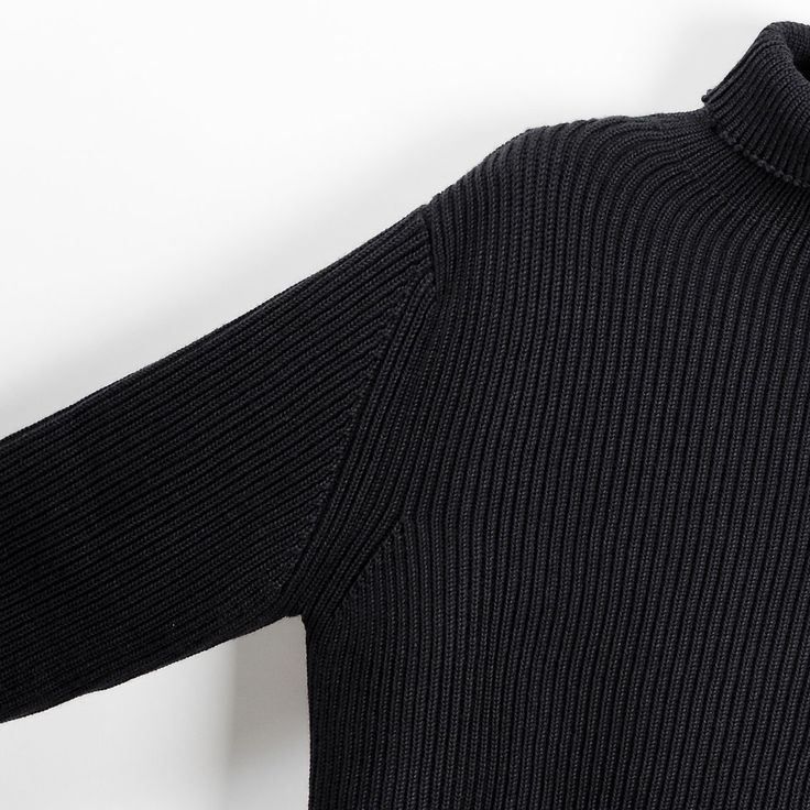 NAVY - turtleneck - black | Andersen-Andersen