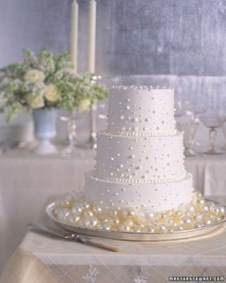 """See the """"Bubble Wedding Cake"""" in our White Wedding Cakes gallery"""