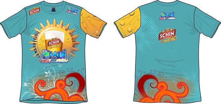 T-Shirt Piaui Fest 2013