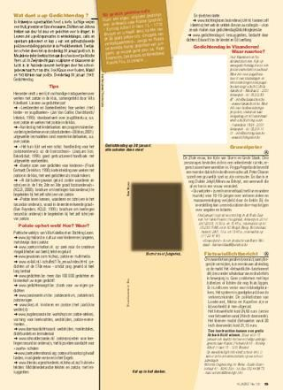 In dit document vind je verschillende naslagwerken om poëzie op een interessante manier te integreren in de lessen.