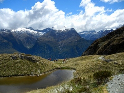 Routeburn Track, New Zealand. New Zealand = dream vacation