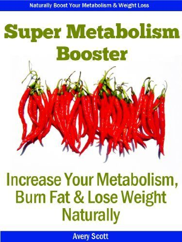 naturally increase metabolism for weight loss