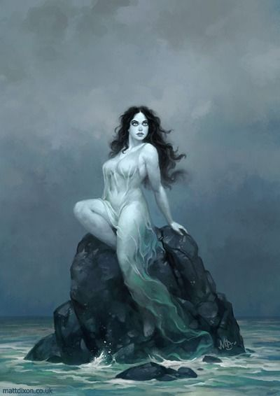 SELKIE    [noun]    (also known as silkies or selchies) mythological creatures found in Faroese, Icelandic, Irish, and Scottish folklore. The word derives from earlier Scots selich, (from Old English seolh meaning seal). Selkies are said to live as seals in the sea but shed their skin to become human on land. The legend apparently originated on the Orkney and Shetland Islands and is very similar to those of swan maidens.