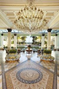 Lobby at the Palazzo Versace, Gold Coast