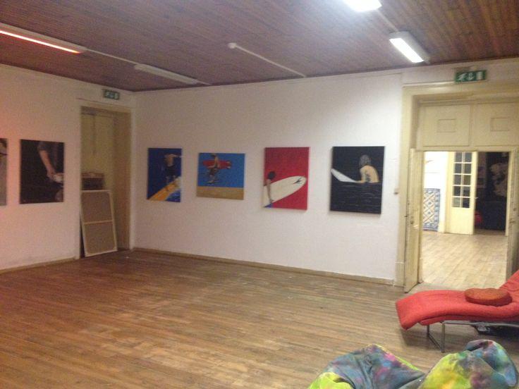 photo3 exposition Duarte Almada @ EKA Palace