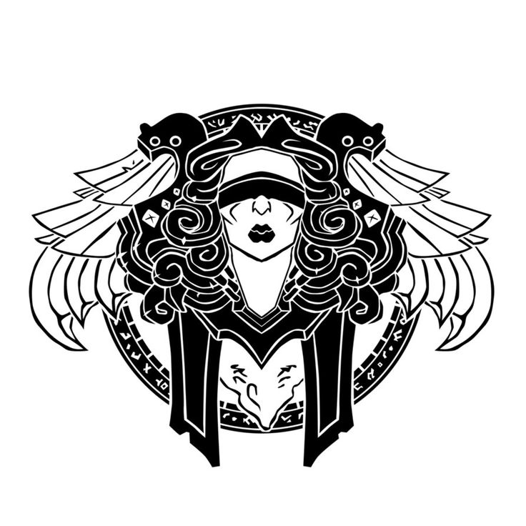 Priest Crest By Ropa-to On DeviantArt