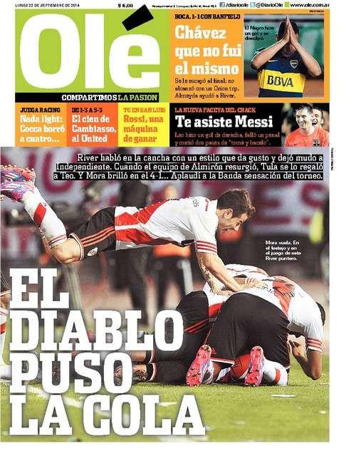 Ole | Diario Deportivo - HIJOS NUESTROS MORIRANNN!!!!!!