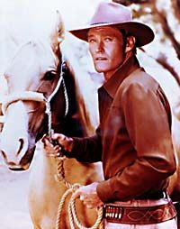 TV Western - Chuck COnnors - Branded