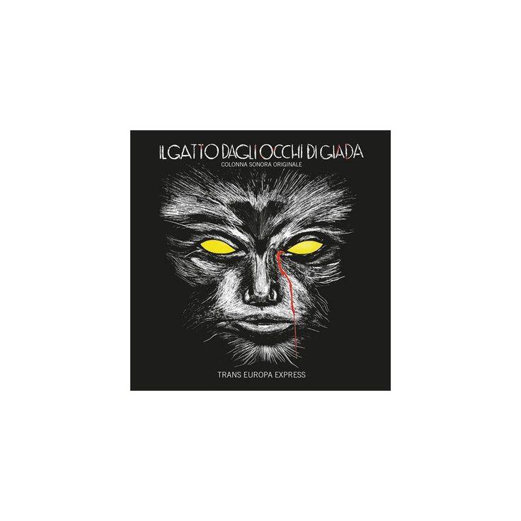 Trans Europa Express - Il Gatto Dagli Occhi Di Giada - O.S.T. (Vinyl)
