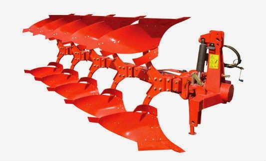 Mechanical ploughs generally have more and one plowing head so that a larger part of the land can be plowed more easily. The plowing machines are available at an affordable price and so farmers can easily have them.
