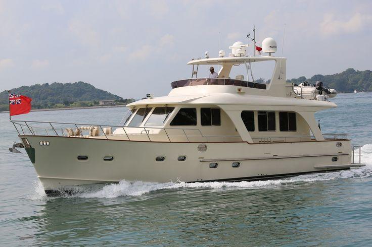 2012 CLIPPER CORDOVA 60 #boatforsale