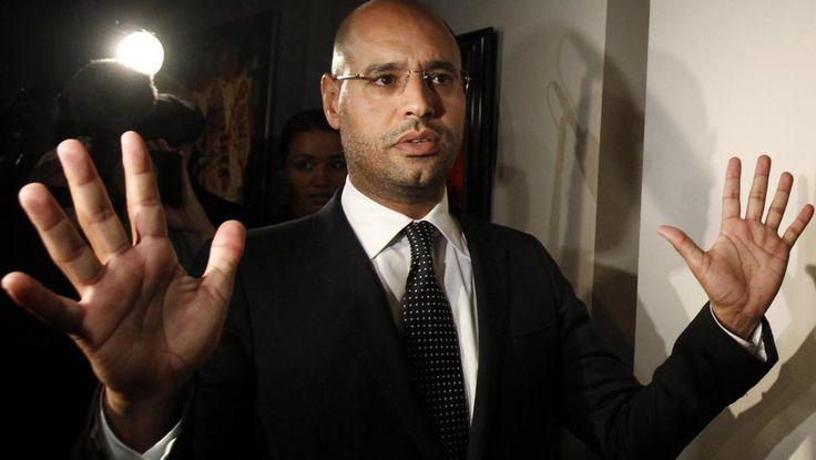 Libye-un des fils de Kadhafi, Saïf al-Islam, condamné à mort