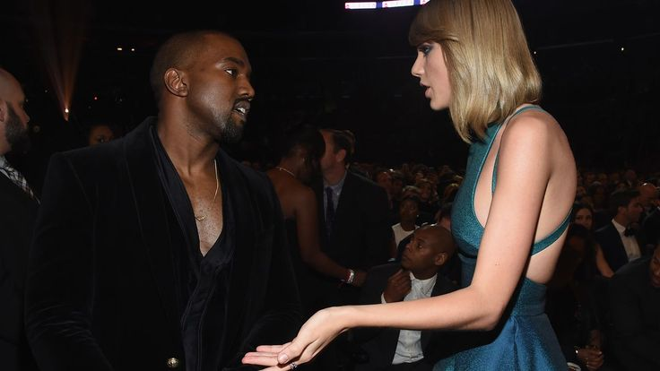 Kanye West used a new Drake track to reheat his dumb Taylor Swift feud