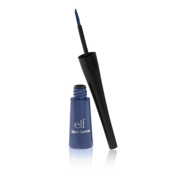 Essentials Liquid Eyeliner from e.l.f. Cosmetics | Buy Essentials Liquid Eyeliner online in Midnight #4204 only $1
