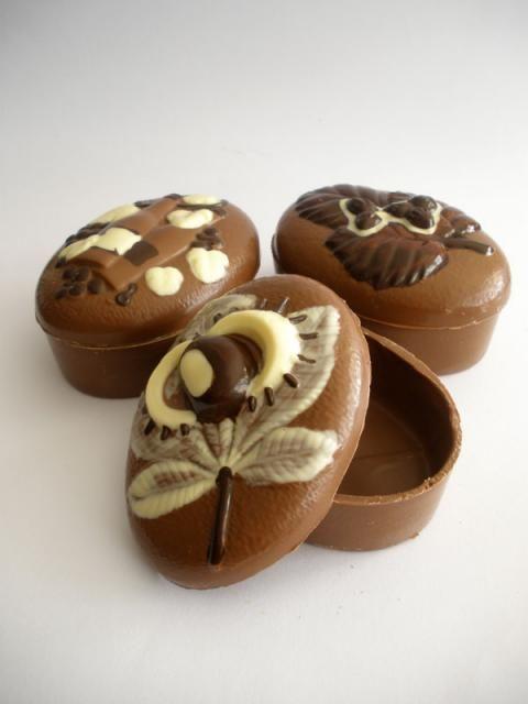 Gorgeous Chocolate Boxes