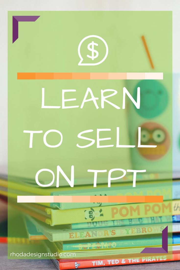 Turn all those lesson plans in your filing cabinet into extra spending money. Learn to set up your store, create products, generate traffic, and tips and tricks from experienced sellers. Teachers Making Extra Money. Rhoda Design Studio