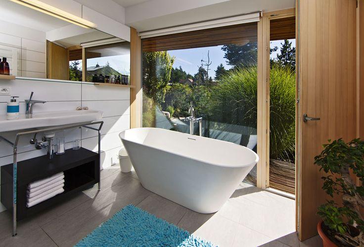Můj Dům | Moderní dům: Nový svět na konci zahrady