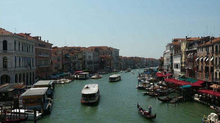 Grande Canale, chyba najbardziej rozpoznawalny widok z Wenecji ;-))) http://www.wenecja24.info/kanaly/canal-grande #wenecja #venezia