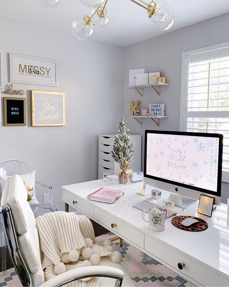 20+ Perfect Home Office Designs Ideas You Must Know