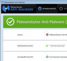 Malwarebytes Anti-Malware - Malware Scanner