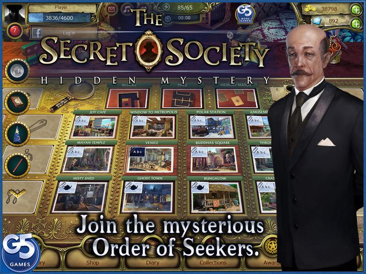 "Find Out Why Moms Love To Play G5's ""The Secret Society-Hidden Mystery"" Free-To-Play Mobile Game!!! - Mommy Ramblings #G5Games"