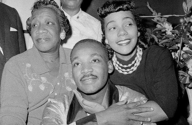 Alberta Williams King (left) was assassinated just 6 years after her son Martin Luther King Jr. was gunned down in Memphis, Tennessee. On June 30th, 1974 Mrs. King was playing the organ in Ebenezer Baptist Church - the very church her son was baptized and later became co-pastor in - when Marcus Wayne Chenault killed her. The assassination of Mrs. King took place less than 100 yards from where her son is buried.