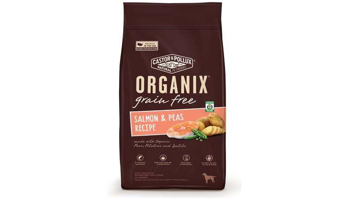 Organix Dry Dog Food Reviews