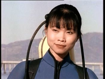 "Thuy Trang (Trini Kwan || ""Mighty Morphin' Power Rangers"")"