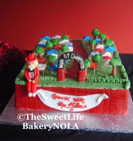 102 best Custom Grooms Cakes by The Sweet Life Bakery New Orleans