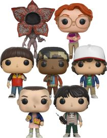 The Upside Down Pop! Vinyl Figure Bundle (Set of 7)