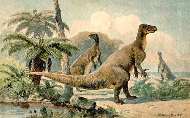 """Frankfurt am Main / Wiesbaden - Die urzeitlichen Echsen, die heute weltweit als Dinosaurier (""""Schreckensechsen"""") bezeichnet werden, hätten beinahe einen ganz anderen Namen erhalten. Der deutsche F..."""