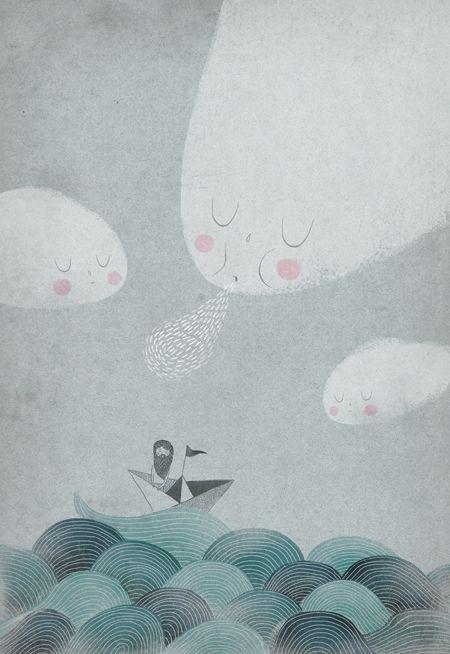 Caixa Amarela illustration