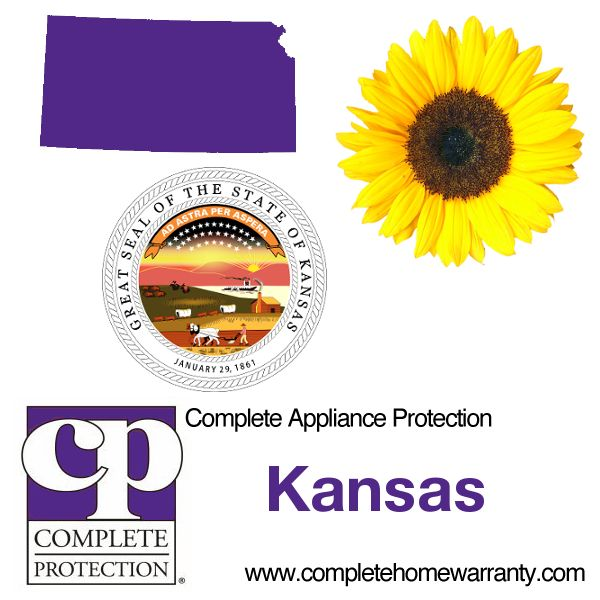 Kansas Home Warranty - Complete Appliance Protection - Best Home Warranty Reviews - Call 1-800-978-2022 - Kansas Home Warranty