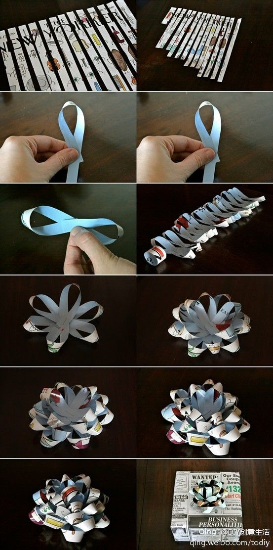 make your own bows!