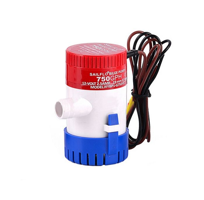 16.66$  Watch now - http://alil41.shopchina.info/1/go.php?t=32806367008 - 12Volt 24Volt Submersible Bilge Pump 750GPH Automatic Electric Water Pump Float,Electric Pump for Boats Accessories Marin  #magazineonline