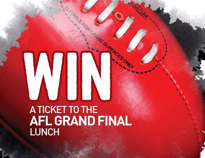 Secure your spot at the EJ Whitten Foundation AFL Grand Final Lunch