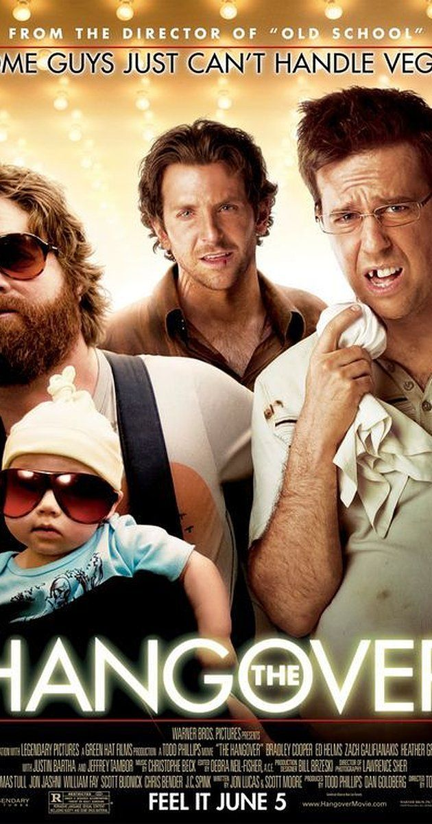 The hangover, Todd phillips > > > >
