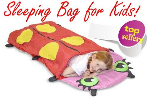 Best Sleeping Bags For Kids Recommendations Tips