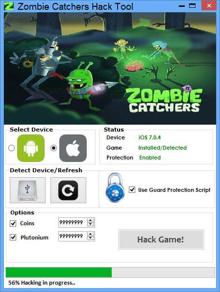 Zombie Catcher Hack Tool   Free Download: http://hacksuniverse.com Land of Hacks and Cheats