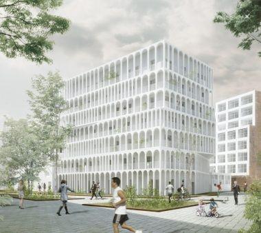 33 logements, Boulogne (92) macrolot B5 - Bouwfonds Marignan - Antonini Darmon