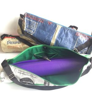 The Three Colour options available in the ORPA Yoga Bag